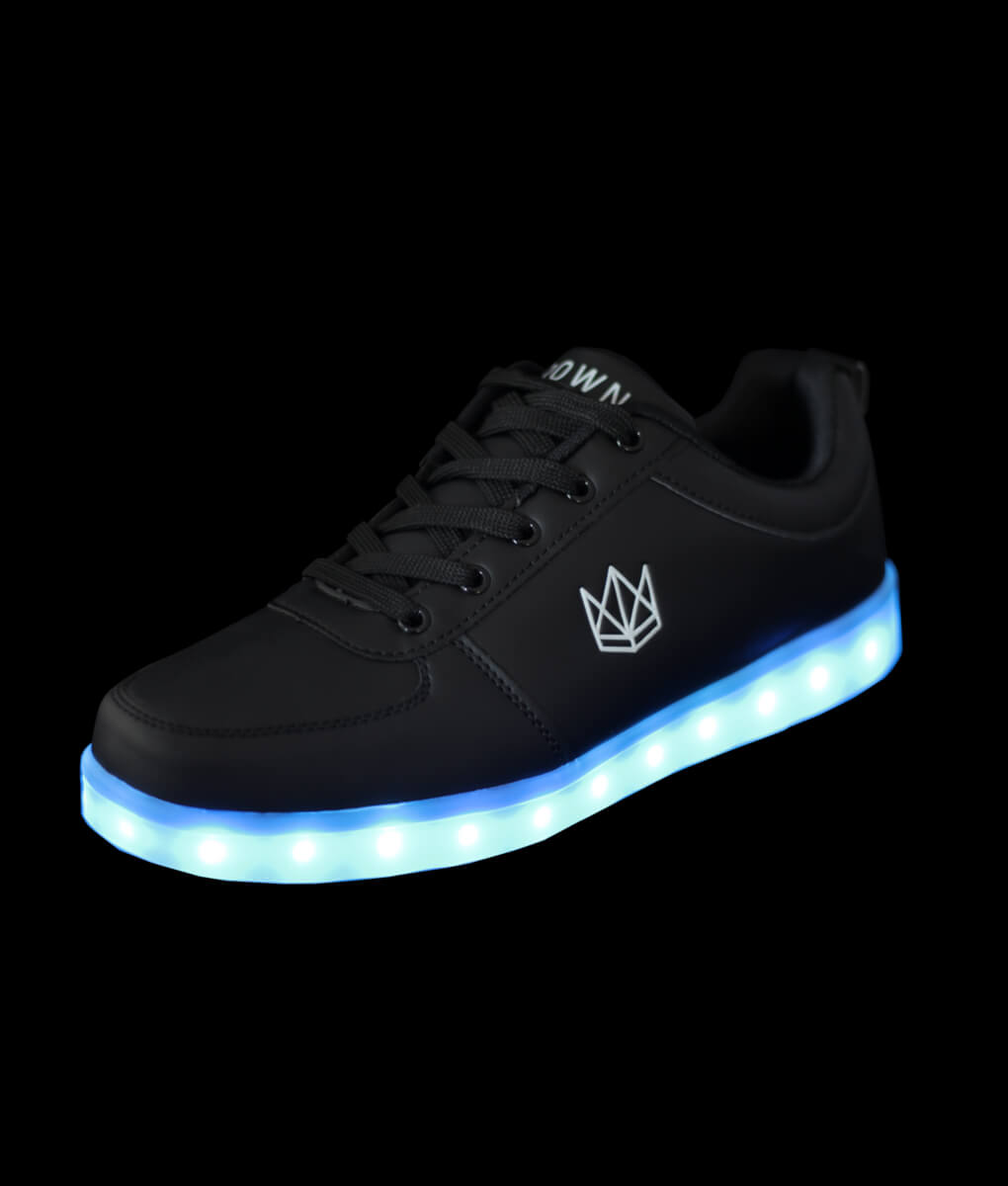 the best attitude 113e2 e4930 CROWN Shoes | Premium Quality LED Schuhe